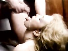 Нарезка роликов с участием ретро порно звезды Kristara Barrington