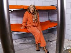 Жёсткое лесбийское порно в тюрьме сук Phoenix Marie и Puma Swede