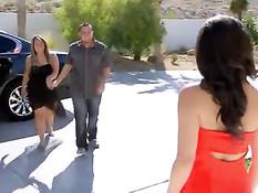 Эти американские пары участвовали в реалити шоу для свингеров