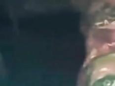 Чёрный парень ебёт в бритую пизду белую подругу с тату на животе