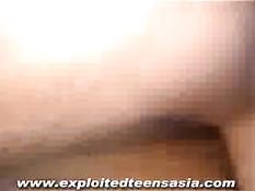 Тайская девчонка с выбритым лобком оттрахана в разных позициях