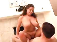 Нарезка порно видеоклипов секса с горячими грудастыми девками
