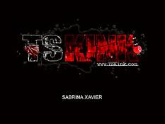 Транссексуалу Sabrina Xavier нравится доминировать над мужиками