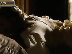Эротический ретро видеоклип с испанской актрисой Barbara Goenaga