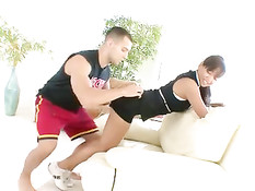 Excercise after sports