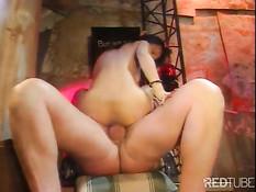 Sex acrobatics