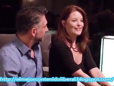 Американские свингеры занимаются сексом в доме на ТВ шоу Playboy