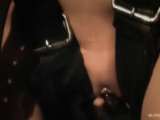 Господин оттрахал в пизду светловолосую секс рабыню Kiara Lord