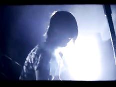 Эмо девка занимается сексом со своим бойфрендом под рок музыку