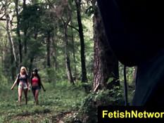 Жёсткие секс игры с юной латинской секс рабыней Michelle Martinez