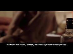 Эротическая сцена с участием темнокожей киноактрисы Halle Berry
