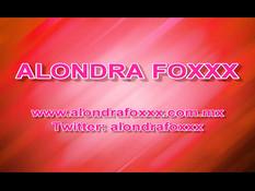 Латиноамериканская женщина Alondra Foxxx сделала сочный минет