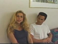 Страстный секс блондинки Barbara Doll и порно актёра Peter North