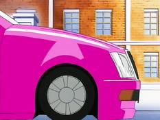 Парень ебёт хентай подругу с хвостиками на заднем сиденье в такси