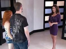 Американские свингеры участвуют в телешоу на канале Playboy TV