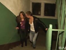 Teenage Anal Virgin Amateurs From Russia / Анальные девственницы из России