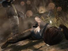 Lara in Trouble / Лара Крофт в беде