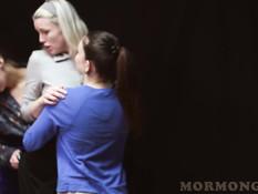 Три молодые американские лесбиянки уединились чтобы заняться сексом