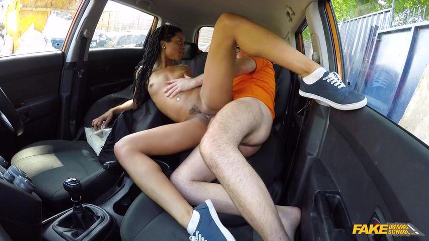 Секс с автоинструктором видео — img 8
