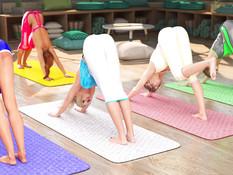 Yoga Class - Mental Expansion / Класс Йоги - Духовное Развитие