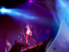 Honoka in StripClub / Хонока в стриптиз клубе