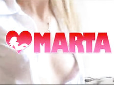 Marta stripping