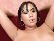 Avena Lee is a hot asian girl