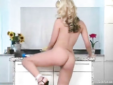 Sandy Summers cleans your kitchen 3