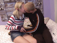 Teenage Anal Virgin Amateurs From Russia 4 / Анальные девственницы из России 4
