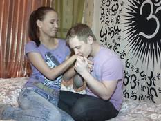 Teenage Anal Virgin Amateurs From Russia 6 / Анальные девственницы из России 6