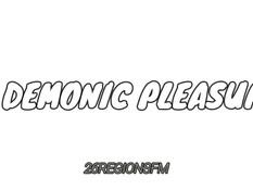 Demonic Pleasure / Демонское Удовольствие