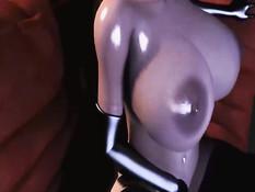 Lulu (Final Fantasy X) assembly / Лулу (Последняя фантазия 10) сборка