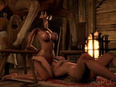 Ladies of the Wood / Женщины леса