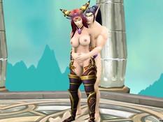 The Dragon Queen's Ritual Complete / Ритуал Королевы Драконов Завершён