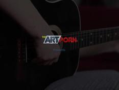 Сыграл на гитаре для молодой русской шатенки и отпердолил её в анал