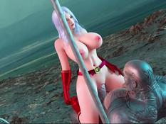 The Lust Avenger / Похотливый Мститель