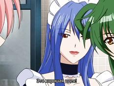 Maid-san to Boin Damashii / Душевные грудки горничной