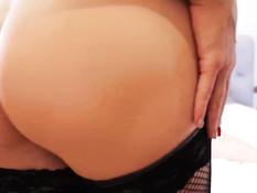 Бойфренд отымел в киску и анус светловолосую русскую девушку с косой