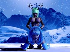 FutaErotica - Winter Wonderland / Фута Эротика - Зимняя Сказка