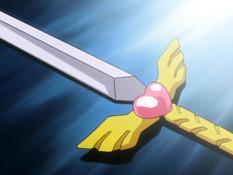 Angel Blade / Лезвие ангела
