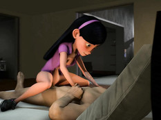 Violet Parr - The Incredibles / Виолетта Парр - Суперсемейка