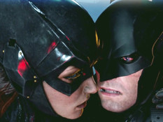 Batgirl (Batman: Arkham) assembly  / Бэтгёрл (Бэтмен: Аркхем) сборка