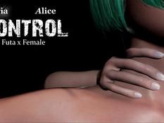 Control - Futa x Female / Контроль - Фута и Женщина