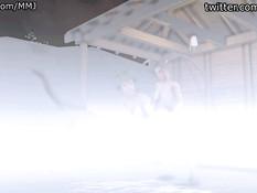 Moonlighting - Futa Ibuki x Makoto / В лунном свете - Фута Ибуки и Макото