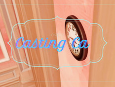 Casting Call / Вызов на кастинг
