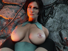 Lara's Capture / Пленение Лары