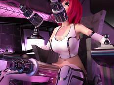 F.U.T.A. Sentai Squad Ep. 2 - Trouble Interfacing / F. U. T. A. Отряд Сентай Эпизод 2 - Проблемы с взаимодействием
